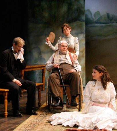 Review: 'The Seagull,' The Antaeus Company, March 6, 2012