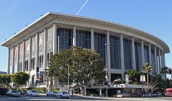Dorothy Chandler Pavilion, LA, CA