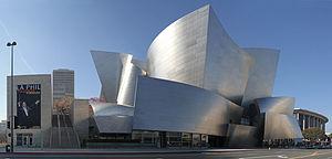Walt Disney Concert Hall, LA, CA